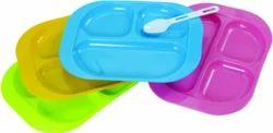 Plastic Microwave Safe Plate