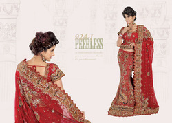 Exclusive Wedding Lehenga