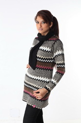 Ladies long sweater 16