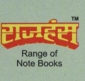 Rajhans Exercise Books