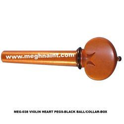 Violin Heart Pegs