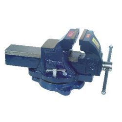 APEX Code 741S Mechanic Bench Vice (Swivel Base Base)