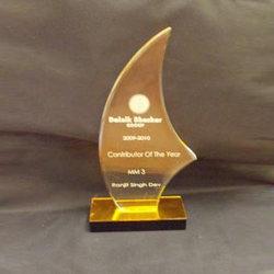 Acrylic Trophy 17