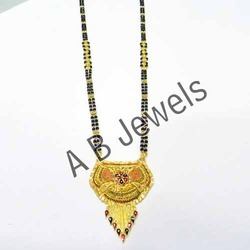 Stylish Gold Mangalsutra