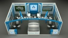 Business Exhibition Stall Design