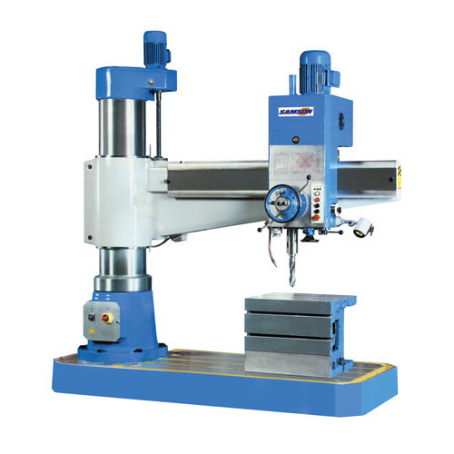 Radial Drilling Machines Heavy Duty All Geared Radial