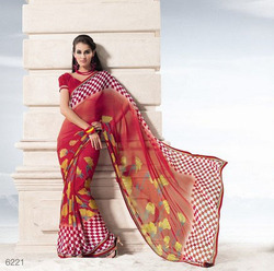 Tissue Indian New Sarees