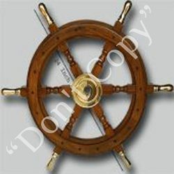 Antique Ship Wheels