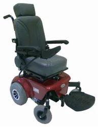 Motorized Deluxe Pediatric Wheelchair