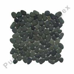 Black Pebble Mosaic