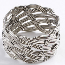 Aluminium Napkin Rings