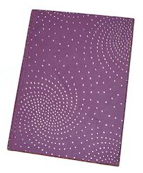 Dew Drop Printed Handmade Paper Notebooks