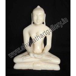 Resin Mahaveer Statue