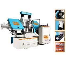 Semi Automatic Double Column Bandsaws - ACS 800 DSA