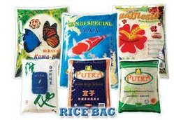 Rice Packing Pouches
