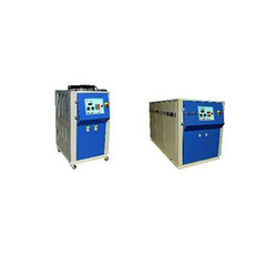 Self-Contained Air Cooled Brine Chillers