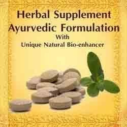 Herbal Ayurvedic Formulation