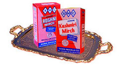 Roghni Mirch & Kashmiri Mirch