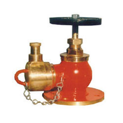 Right Angle Hydrant Valves