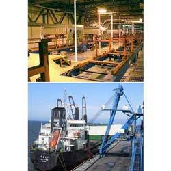 Skid Conveyors and Ship Loaders