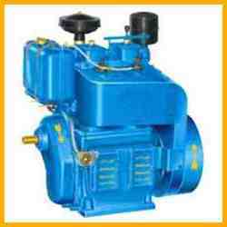 Diesel Engine  Air-Cooled (FTA) 1500 RPM 10 To 20 HP