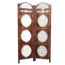 Paneled Partition Screen