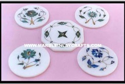 Marble Paper Weight or Coasters