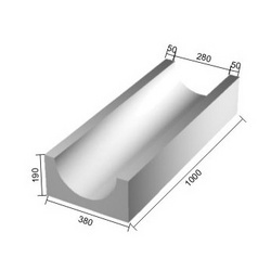 Aluminium Half Round, Belt Moulding & Water Channels