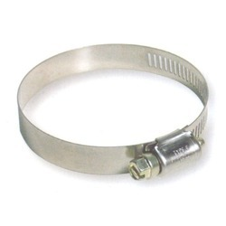 zinc plated clamp
