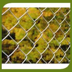 Garden Chain link Fencing