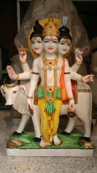 Lord Dattatraya From Marble
