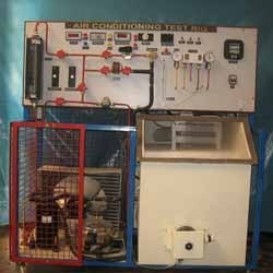 Air Conditioning Cycle Test Rig