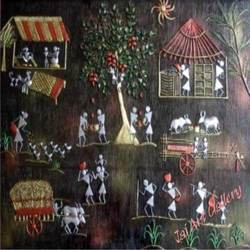 Modern Warli Paintings