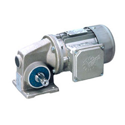 Mini-bloc Worm Gear Motor