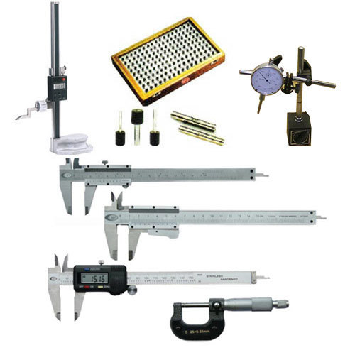 Mechanical Measurements Calibration Services