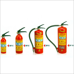 Dry Powder(Stored Pressure)Type Fire Extinguisher