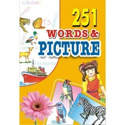 251 Words & Pictures Book
