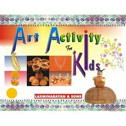 Art Activity For Kids A Book