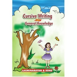 Cursive Writing With Gk Book