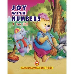 Joy & Numbers Book