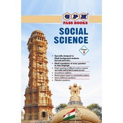 Social Science Class Ninth Book