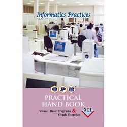 Informatics Practices Book