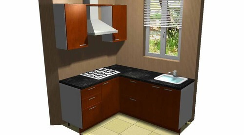 Home And Household Furniture Modular Kitchens Manufacturer From