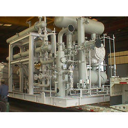 Gas Liquification And Vapour Recovery Systems