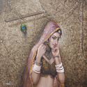 radhika paintings