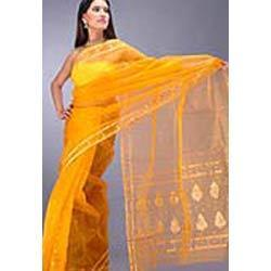 Yellow Saree