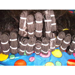 Remy Machine Weft Human Hair