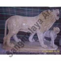 Marble Fine Lion