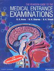 The Pearson Guide To The Medical Entrance Examinations