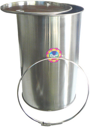 Stainless Steel Barrels (Open)